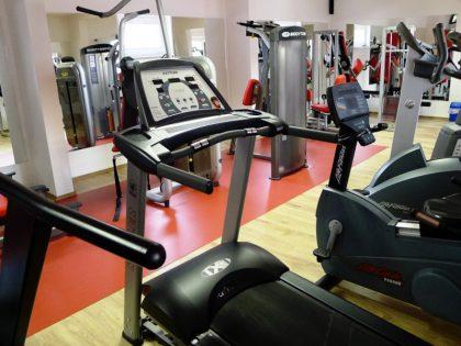 Villa Café & Fitness