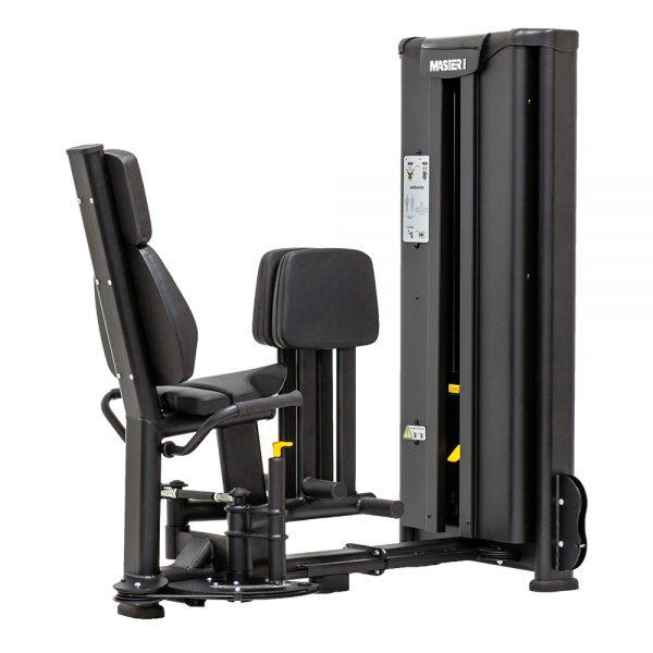 Stroj na posilňovanie vnútorných stehenných svalov Master Sport