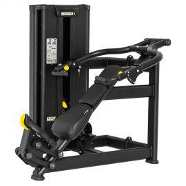 Stroj na posilňovanie horných prsných svalov Master Sport