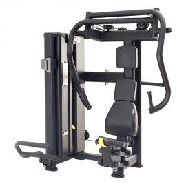 Stroj na posilňovanie prsných svalov Master Sport
