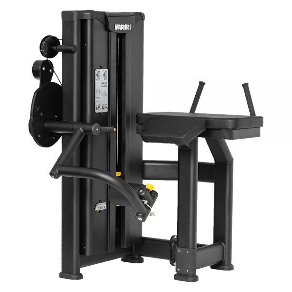 Stroj na tvarovanie sedacieho svalstva Master Sport