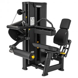 Stroj na posilňovanie hamstringov Master Sport