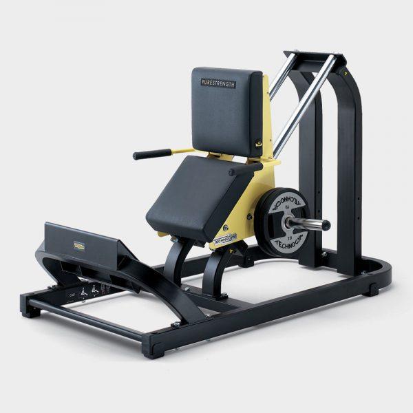 Technogym posilňovací stroj na lýtka