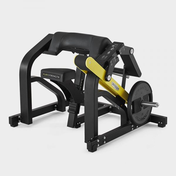Posilňovací stroj na bicepsy Technogym