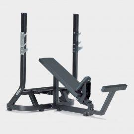 Olympijská bench press lavička Technogym