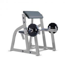 Posilňovací stroj na biceps Hammer Strength