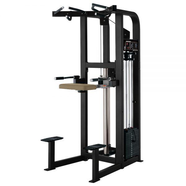 Stroj na základné silové cvičenie Hammer Strength čierny