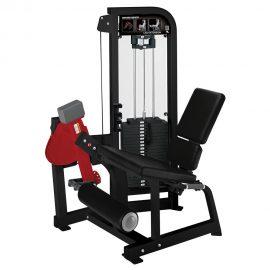 Stroj na posilňovanie kvadricepsov Hammer Strength čierny