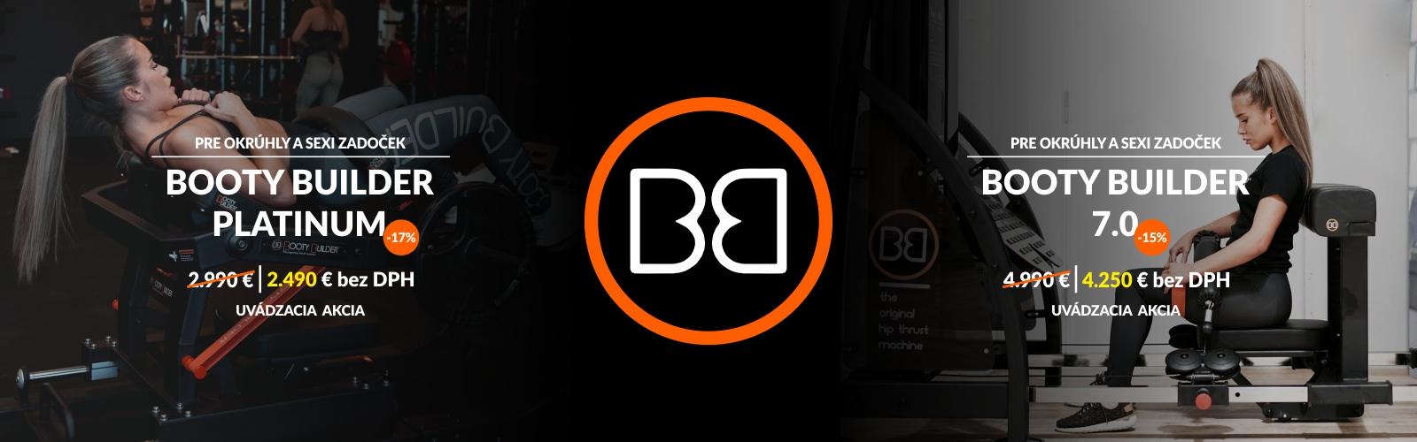 Booty Builder 7.0 Platinum Slovensko